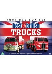 Best of British Trucks (4 DVD) Gift Set