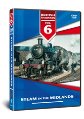 British Railways - Steam in the Midlands