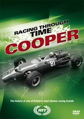 Racing through Time Cooper DVD