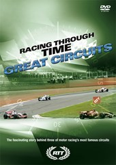 Racing through Time Great Circuits Vol 1 DVD