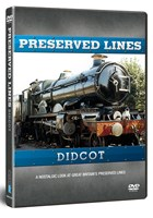 Preserved Lines - Didcot Line (DVD)
