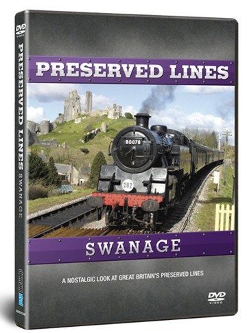 Preserved Lines - Swanage (DVD) - click to enlarge