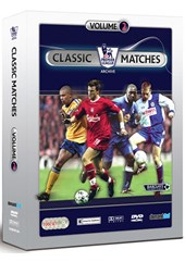 Premier League Classic Matches Vol 2 (5 DVDs)