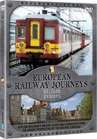 European Railway Journeys Belgian Byways(DVD)