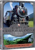 European Railway Journeys Austrian Explorer (DVD)