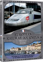 European Railway Journeys Riviera Bound (DVD)