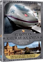 European Railway Journeys Andalusan Express (DVD)