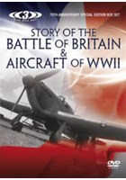 Story of Battle Britain and Aircraft of WWII (DVD)