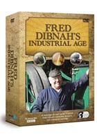 Fred Dibnah Industrial Age 3 DVD Set