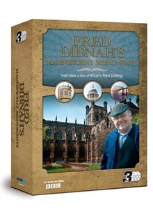 Fred Dibnah's Magnificent Monuments 3 DVD Box Set