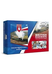 British Railways DVD & Jigsaw Gift Pack
