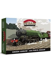 Green Arrow 500 Piece Jigsaw