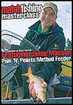 Match Fishing Masterclass with Jamie Masson – Pole & Pellets DVD