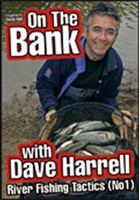On the Bank with Dave Harrell – River Tactics Part 1 DVD