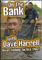 On the Bank with Dave Harrell – River Tactics Part 2 DVD