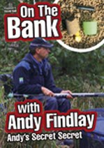 On the Bank with Andy Findlay – Andy's Secret Secret DVD
