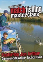 Match Fishing Masterclass featuring Jon Arthur – Fishery Tactics Part 1 DVD