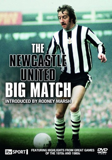 Newcastle United - Big Match (DVD) - click to enlarge