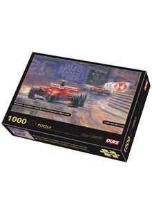 Michael Schumacher 1000 Piece Jigsaw
