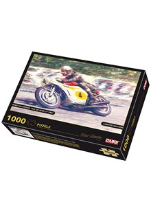 Mike Hailwood 1967 TT 1000 Piece Jigsaw Puzzle
