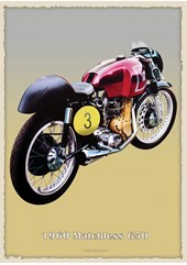 Matchless 1960 G50