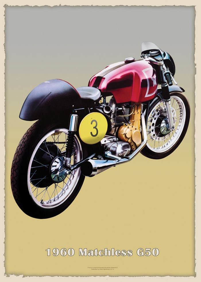 Matchless 1960 G50 - click to enlarge