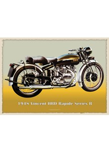 1948 Vincent Rapide Series B