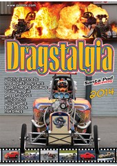 Dragstalgia 2014 DVD
