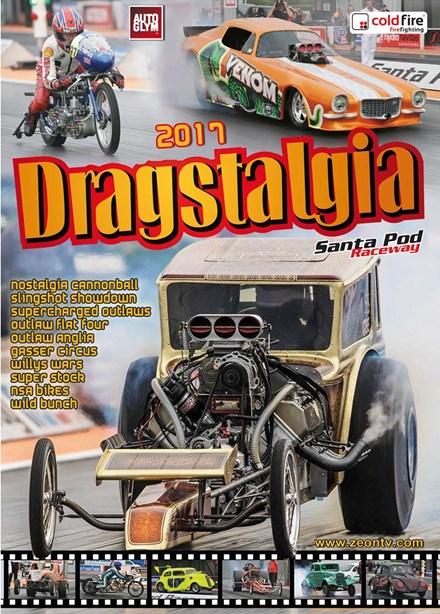 Dragstalgia 2017 DVD