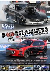 Doorslammers 2018  DVD