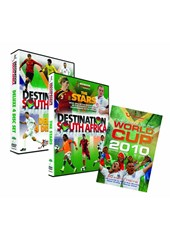 Destination South Africa 4DVD Box Set and Fans' Guide to the World Cup