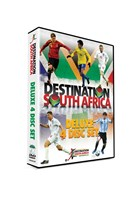 Destination South Africa - 4 DVD Box Set