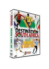 Destination South Africa - 4 DVD Box Set