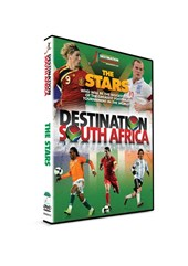 Destination South Africa - Stars DVD