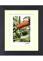 Triumph Limited Edition Signed Print