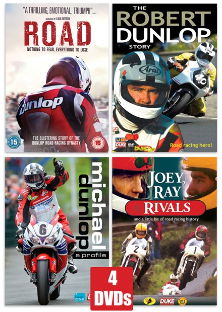 Dunlops the Full Story