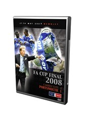 2008 FA Cup Final - Portsmouth v Cardiff (DVD)