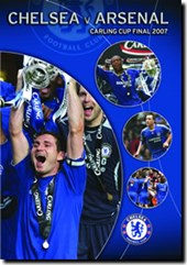 2007 Carling Cup Final - Chels