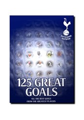 Tottenham Hotspur - 125 Great Goals (DVD)