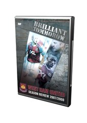West Ham United 2007/08 Season Review (DVD)