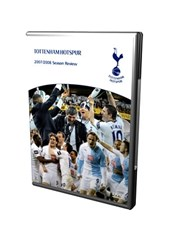 Tottenham Hotspur 2007/08 Season Review (DVD)