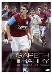 Gareth Barry - 10 Years at Villa (DVD)