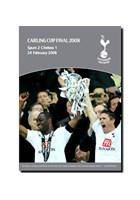 2008 Carling Cup Final - Tottenham 2-1 Chelsea (DVD)