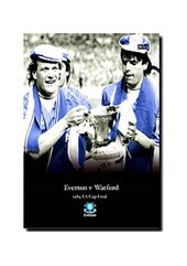 FA Cup Final 1984 DVD - Everton vs Watford