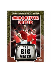 Manchester United - The Big Match (DVD)