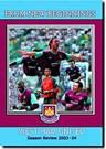 West Ham 2003/2004 Season Revi
