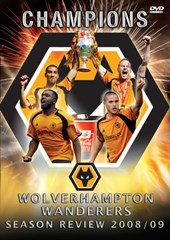 Wolverhampton Wanderers 2008/2009 Season Review (DVD)