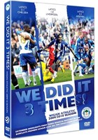Wigan 2009/10 Season Review - We Did it 3 Times (DVD)
