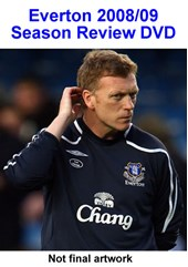 Everton 2008/2009 Season Review (DVD)