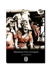 FA Cup Final 1977 - Manchester United vs Liverpool DVD